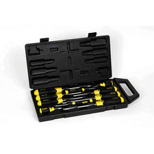 Stanley SCREWDRIVER SET 10Pieces Flat & Philips Head, Magnetic Tip *USA Brand