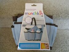 Munchkin Portable Diaper Caddy Changing Kit Baby Storage Organizer New 2012