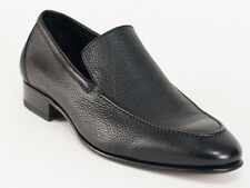 New Harris Black Leather Shoes UK 10.5 US 11.5