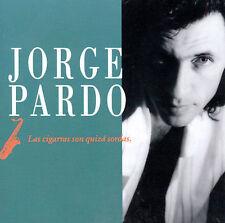 Las Cigarras Son Quiza Sordas by Jorge Pardo (CD,1993 Milestone) (Paco de Lucia)