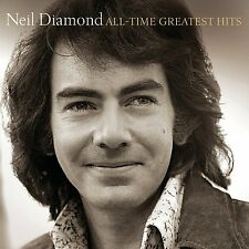 NEIL DIAMOND: ALL TIME GREATEST HITS 22 TRACK CD THE VERY BEST OF / NEW