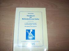 Handbuch für Behinderte und Helfer: Mit 600 Entscheidungen 1992