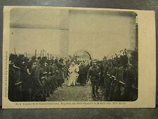 cpa 38 couvent de la grande chartreuse expulsion des peres 29 avril 1903