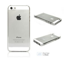 Colorant best anti scratch clear case iPhone 5 5S 5SE space gray siver gold
