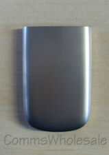 Replacement Nokia 6303 Silver Metal Battery Cover - BRAND NEW
