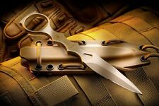 Spartan Blades Knife CQB Tool Flat Dark Earth FDE - Authorized Dealer