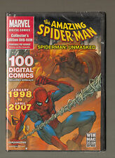 Marvel 100 Digital Comics: The Amazing Spider-Man - SPIDERMAN: UNMASKED NEW RARE