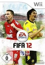 Nintendo Wii +Wii U FIFA 12 Fussball Deutsch TopZustand