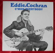 LP Eddie Cochran C`MON EVERYBODY ALL ROUND TRADING AR 31011 Denmark 1985