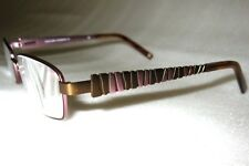 Couture EYEWEAR COUTURE 9237 467 Brille Braun/Rosa glasses lunettes FASSUNG
