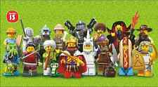 NEW SEALED LEGO 71008 Box/Case of 60 MINIFIGURES SERIES 13