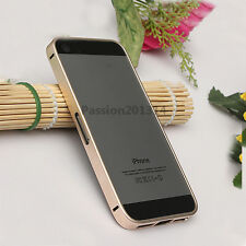 Ultra Thin Slim Aluminum Metal Frame Bumper Cover Case For Apple iPhone 5s 5 5G
