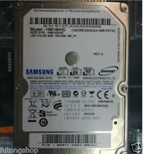 SAMSUNG 2.5in 160GB IDE PATA HDD Hard Disk drive 5400RPM 8M for Laptop Note Book