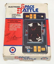Vintage Space Battle 1979 Entex Electronics Game