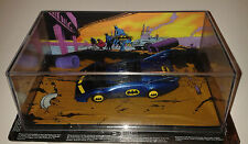 BATMOBILE- EAGLEMOSS 10 1/43 DIE CAST automobilia BATMAN / hot wheels 1/18 CORGI