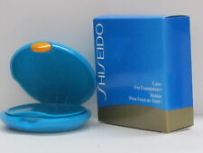 Shiseido Case ( Blue Case ) For Foundation New in Box