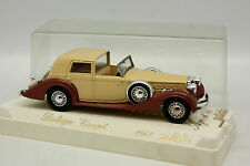 Solido 1/43 - Delage Coupe Marron beige