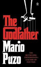 The Godfather by Mario Puzo (1983, Paperback)