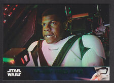 Topps Star Wars - The Force Awakens Series 2 - Green Parallel Card # 18