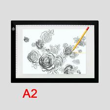 Ultrathin A2 LED Light Box Animation Display Drawing Stencil Tracing Board Table