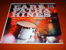 """Earl """"Fatha"""" Hines-Orchestra-LP-Grand Prix-KS 134-Vinyl Record"""