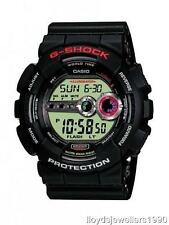 CASIO G-SHOCK GD-100-1AER Super-Auto-LED World Time Alarm 200m Watch RRP £90.00