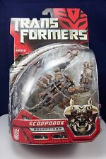 TRANSFORMERS SCORPONOK DECEPTICON HASBRO 2006 FIGURE MINT NEW