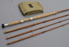 """J S Sharpe 12' -0"""" #8/9 GIUNZIONE A DIVIDERE CANNA FLY ROD"""