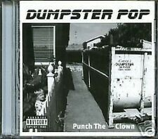 Dumpster Pop Punch The Clown CD NEW SEALED 2004 Enhanced Punk Moon Ska