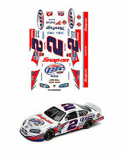#2 Miller Lite/Snap-on 2005 1/64 scale decal AFX Tyco Lifelike