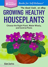 New How To Guide To Growing Healthy Houseplants  Cheap Fast Easy Garden PB  Book