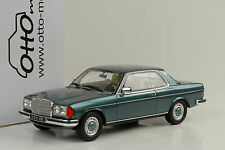 1977 Mercedes-Benz 280CE 280 W123 green grün metallic 1:18 Otto mobile