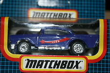 Matchbox Lesney Chevy '57 Factory Sealed Bel Air MILKY WAY Promo Mega Rar MIB