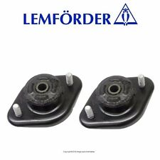 NEW BMW E36 Z3 Set of 2 Rear Upper Shock Mounts Lemfoerder 33 52 1 137 972