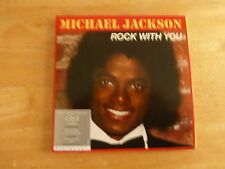 Michael Jackson - Rock With You ( CD/DVD ) DualDisc CD Single ( Visionary )