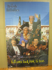 Vintage The beverly Hillbilies1993 movie poster 2132