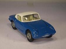 Corgi toys 319 Lotus Elan s2 Coupe azul/blanco sin número inicial #031