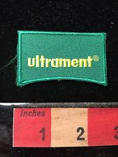 Ultrament German Company Advertising Patch ~ Germany 60WR