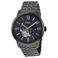 Fossil Townsman Multi-Function Automatic Black Dial Mens Watch ME3062