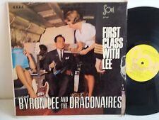BYRON LEE and the DRAGONAIRES First class with Lee BLP 008 Calypso reggae