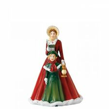 Royal Doulton O Come All Ye Faithful Figure Carol Singers Christmas 2016