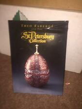 THEO FABERGE AND THE ST PETERSBURG COLLECTION BOOK (SIGNED BY THEO FABERGE)