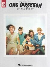 One Direction Up All Night POP One Thing Piano Vocals Guitar PVG Music Book