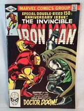 Iron Man #150 - Dr. Doom Lot 29B