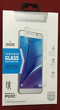 BodyGuardz Pure Tempered Premium Glass Screen Protector - Samsung Galaxy Note 5