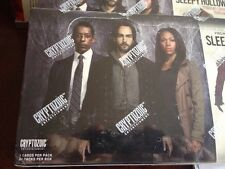 SLEEPY HOLLOW SEASON 1 TRADING CARDS BOX (CRYPTOZOIC 2014)- 1 AUTO & 1 WARDROBE!