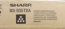 Original Sharp tóner MX -50 gtba Black M mx-4100 mx-4101 mx-5000 mx-5001 mx-5100 a