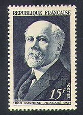 France 1950 Poincare/People/Politics/WWI/Politicians/Law 1v (n38251)