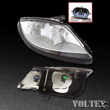 2003-2005 Pontiac Sunfire Headlight Lamp Clear lens Halogen Passenger Right Side
