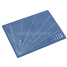 Practical Blue A4 Cutting Mats Printed Grid Lines Knife Boards Hot Sale